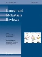 Cancer and Metastasis Reviews 1/2014