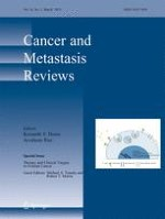 Cancer and Metastasis Reviews 1/2015