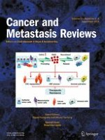 Cancer and Metastasis Reviews 2-3/2018