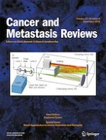 Cancer and Metastasis Reviews 4/2018