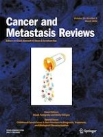 Cancer and Metastasis Reviews 1/2020
