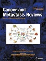 Cancer and Metastasis Reviews 3/2020