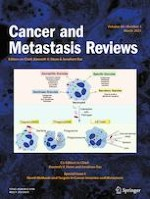 Cancer and Metastasis Reviews 1/2021