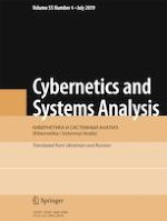 Cybernetics and Systems Analysis 4/2019