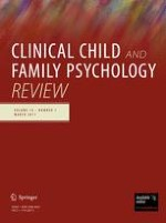 Clinical Child and Family Psychology Review 1/2011