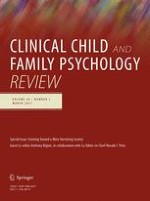 Clinical Child and Family Psychology Review 1/2017