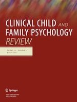 Clinical Child and Family Psychology Review 1/2021