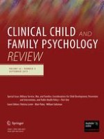 Clinical Child and Family Psychology Review 1/2000