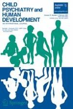 Child Psychiatry & Human Development 3/2007