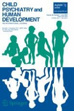 Child Psychiatry & Human Development 1/2007