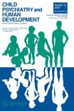 Child Psychiatry & Human Development 2/2008