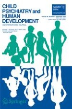 Child Psychiatry & Human Development 3/2009