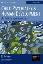 Child Psychiatry & Human Development 2/2010