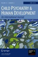 Child Psychiatry & Human Development 3/2010