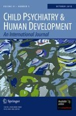 Child Psychiatry & Human Development 5/2010