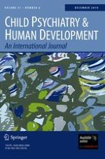 Child Psychiatry & Human Development 6/2010