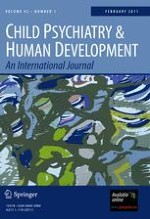 Child Psychiatry & Human Development 1/2011