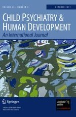 Child Psychiatry & Human Development 5/2011