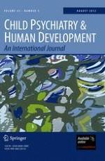 Child Psychiatry & Human Development 4/2012
