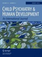 Child Psychiatry & Human Development 4/2014
