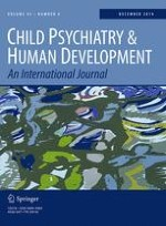 Child Psychiatry & Human Development 6/2014