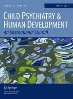 Child Psychiatry & Human Development 4/2015