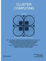 Cluster Computing 1/2018
