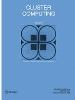 Cluster Computing 4/2018