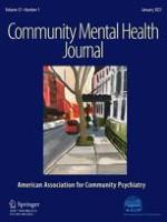Community Mental Health Journal 3/2003