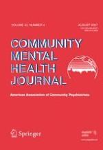 Community Mental Health Journal 4/2007