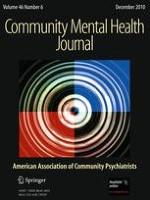 Community Mental Health Journal 6/2010