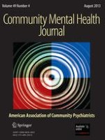 Community Mental Health Journal 4/2013