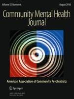 Community Mental Health Journal 6/2016