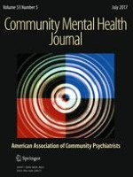 Community Mental Health Journal 5/2017