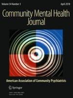 Community Mental Health Journal 3/2018