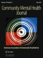 Community Mental Health Journal 5/2018