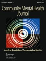 Community Mental Health Journal 6/2018