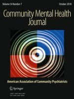 Community Mental Health Journal 7/2018