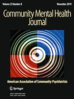 Community Mental Health Journal 8/2019