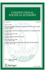Constitutional Political Economy 2/2015