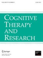 Cognitive Therapy and Research 3/2011
