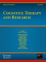 Cognitive Therapy and Research 3/2012