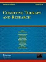 Cognitive Therapy and Research 5/2012