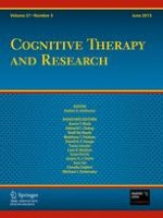 Cognitive Therapy and Research 3/2013