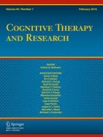 Cognitive Therapy and Research 1/2016