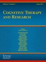 Cognitive Therapy and Research 4/2017