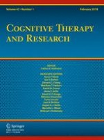 Cognitive Therapy and Research 1/2018