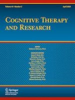 Cognitive Therapy and Research 2/2020