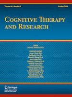 Cognitive Therapy and Research 5/2020