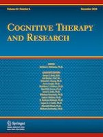 Cognitive Therapy and Research 6/2020